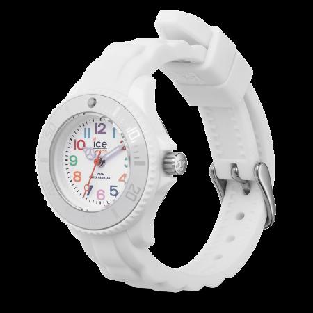 Ice Watch silicone blanc Ice Mini