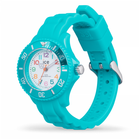 Ice Watch silicone turquoise Ice Mini