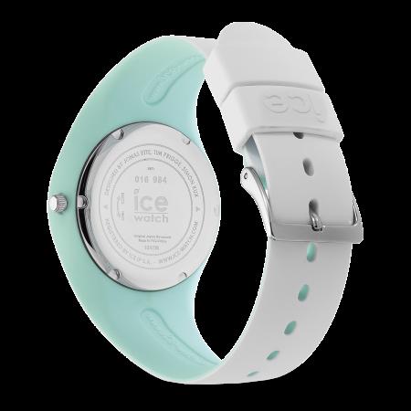 Montre Ice Watch - Ice duo chic White aqua (M)