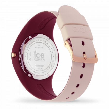 Montre Ice Watch - Ice duo chic Nude (M)