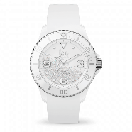 Montre Ice Watch Crystal Silicone