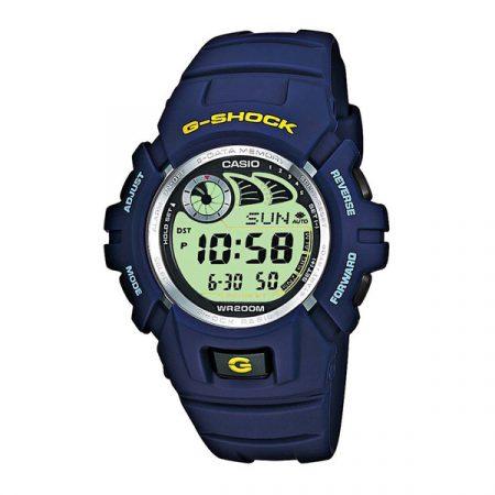 Montre Casio G-Shock Silicone Bleu Marine