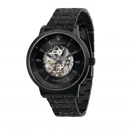 Montre Maserati Automatique GT Black