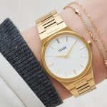 Montre Cluse Vigoureux Gold