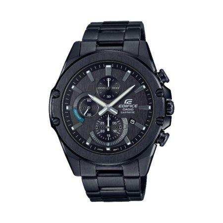 Montre Casio Edifice Sapphire Acier Noir