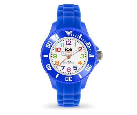 Ice Watch silicone bleu Ice Mini