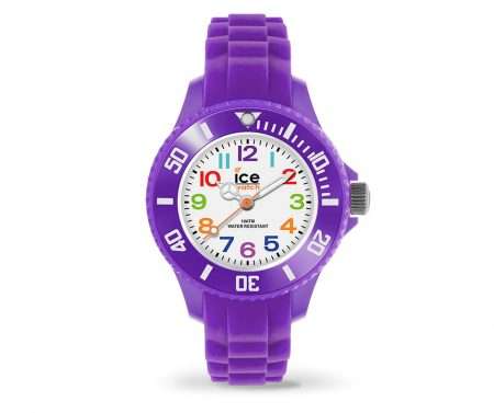 Ice Watch silicone violet Ice Mini