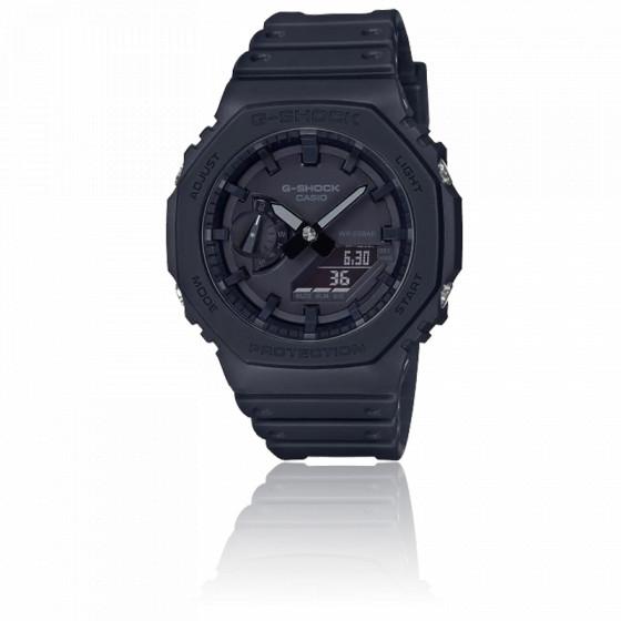 Montre Casio G-Shock Silicone Noir