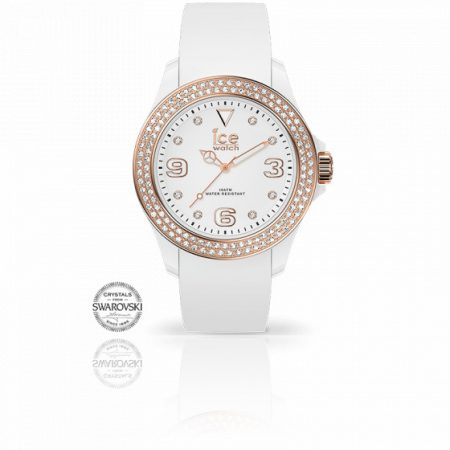 Montre Ice Watch Star Rosé Silicone (S)